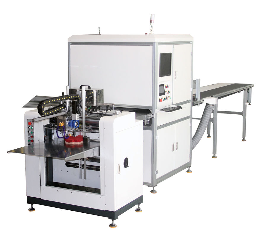Positioning and Gluing Machine / Automatic Rigid Box Making Machine