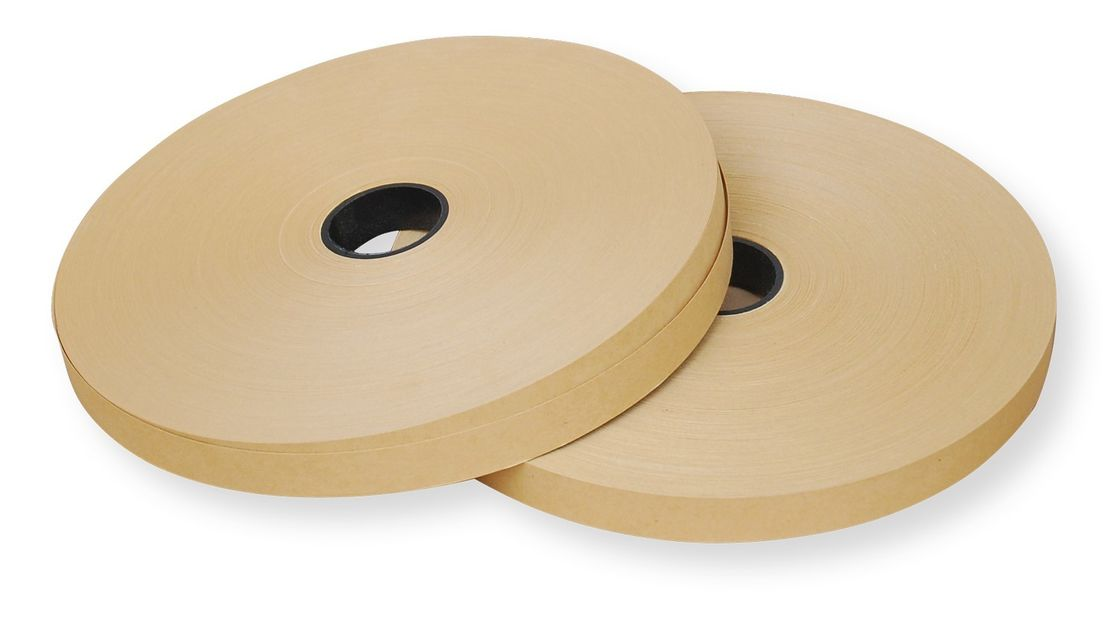 Kraft Paper Adhesive Tape For Corner Pasting Machine