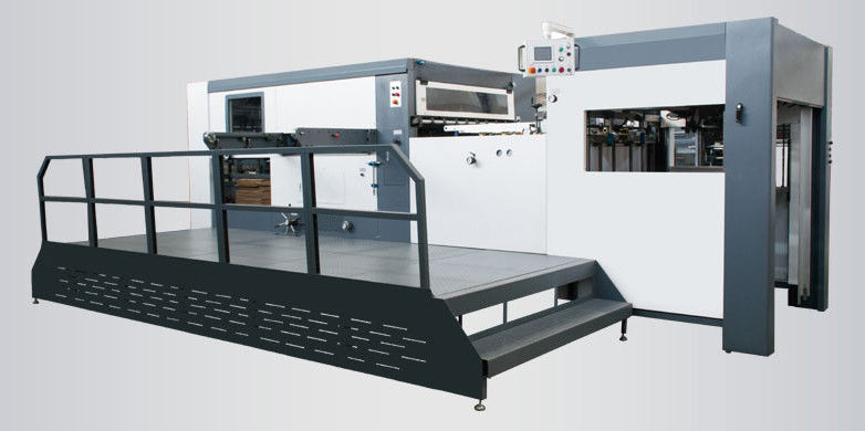 Fast Speed Automatic Die Cutting Machine For Paper Box Creasing সরবরাহকারী