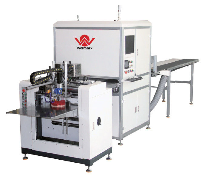 Full Automatic Multi - Functional Gluing Positioning Machine / Gluing Positioning Machine / Automatic Positioning