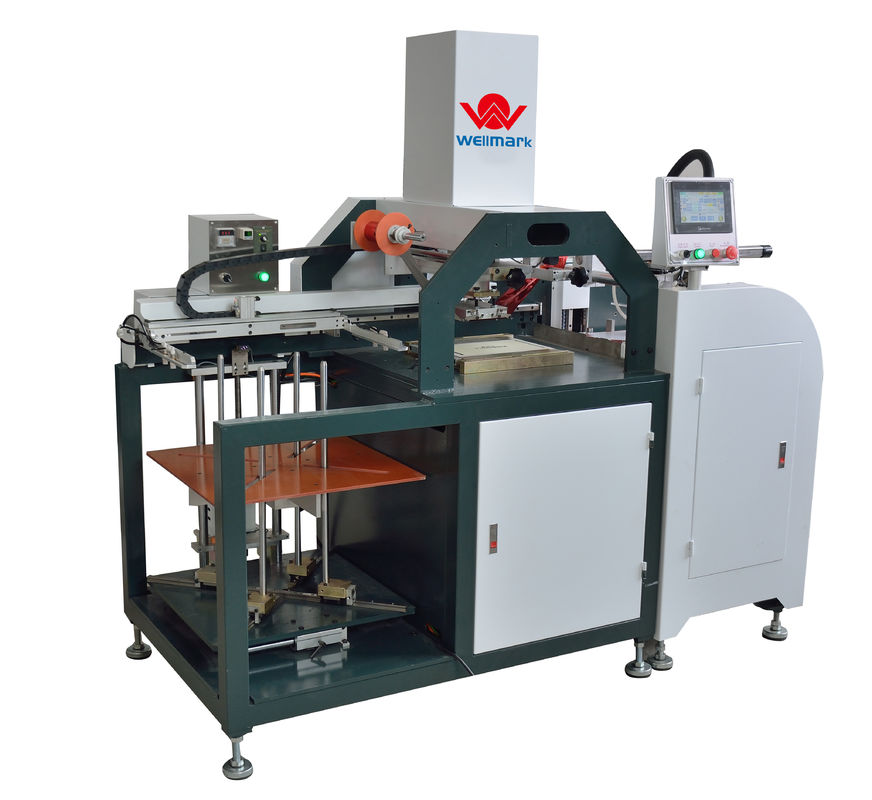 Hot Stamping Machine / Automatic Hot Stamping Machine / Hot Foil Stamping Machine / Use for Paper Sheet Stamping